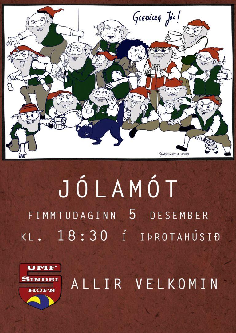 Blakmótið frestast til 30. desember.