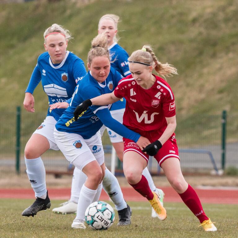 Read more about the article Mfl. karla og kvenna komin á sigurbraut